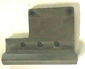 10 L South Bend Lathe Carriage Stop Bracket