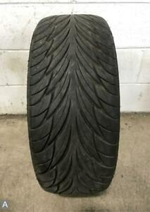 1x P225 45r17 Federal 595 8 9 32 Used Tire