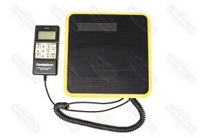Fieldpiece Srs1 Lightweight Refrigerant Scale With Padded Case 0 110 Lbs