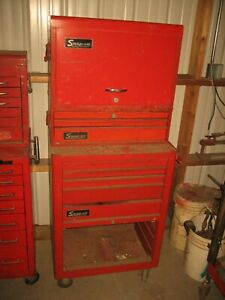 Vintage Snap On Tool Box Stack Kra 59b Kra 429b Kra 379a