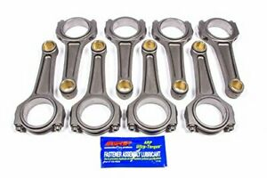 Ml93006b5 8 Crower Cams Ml93006b58 Steel Billet Connecting Rods Sbc 6 000
