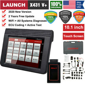 Launch X431 V Obd2 Diagnostic Scan Tool Key Immo Ecu Obdii Code Reading Tool