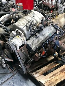 Chevy 454 Big Block Complete Engine And Transmission