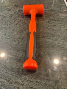 Snap On Hbfe32 32 Oz Dead Blow Soft Grip Handle Hammer New Orange