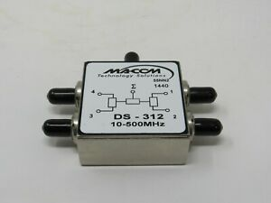 4 way Power Divider ds312sma