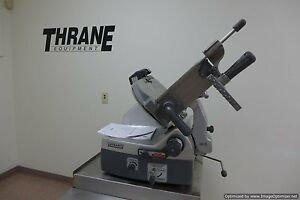 Hobart 2912 Automatic 6 speed 12 Meat Cheese Deli Slicer Manual Turkey Nsf