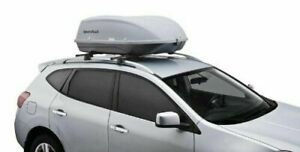 Skyline Xl Travel Haul Carrier Car Cargo Box Vehicle Roof Rack Mount Rooftop