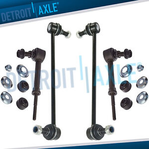 Chevy Equinox Gmc Terrain Pontiac Torrent 4pc Front Rear Sway Bar End Links