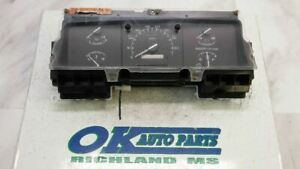 96 Ford F150 Pickup Speedometer Cluster