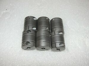 Heli cal Flexible Coupling Diameter 25mm Length 30mm Lot Of 6
