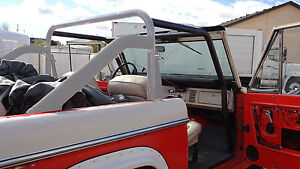 1966 1977 Ford Classic Bronco Front Cage Kit