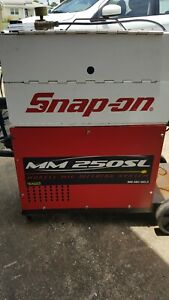 Snap on Mig Welder Mm 250 Sl Used Good Condition