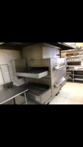 Commercial Pizza Oven Middleby Marshal