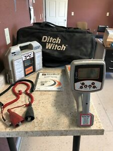 Subsite Ditch Witch 950r 950t Cable pipe Locator Utility Line Tracer