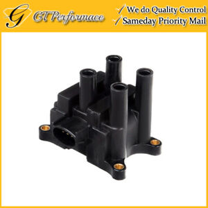Oem Quality Ignition Coil For Ford Focus Fiesta Courier Ka Mondeo Mazda L4