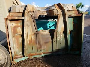 1962 Gmc Truck Cab 62 Will Fit Chevy C10
