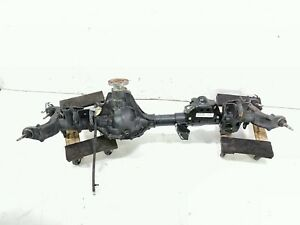 18 Jeep Wrangler Unlimited Jl Front Axle Assembly 68294136ah