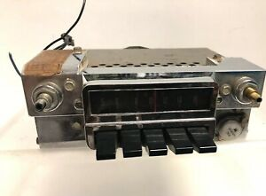 Vintage Ford Am Radio 1965 1966 Fomoco Ford Mustang Untested
