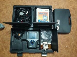 Otc Genisys 2 0 Diagnostic System Scanner Bundle With 4 Ch Scope In Case S