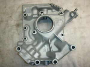 Corvair 64 69 Oil Pump Housing With 24 Degree Timing Pad Fits All Year All Mo