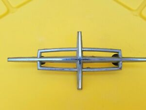 1963 1965 Lincoln Continental Trunk Deck Lid Star