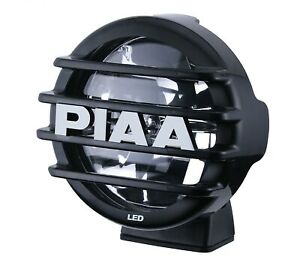 Piaa 05502 Lp550 5in Led Driving Light Single Sae Compliant 6000k