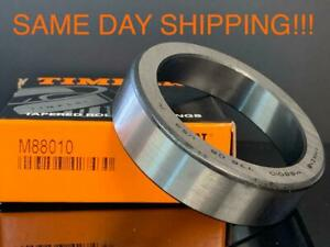 Timken M88010 Tapered Roller Bearing Cup M 88010 Same Day Shipping