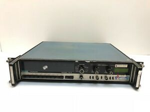 Racal dana 7910 Series Microprocessing Timer Counter