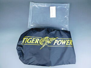 Tiger Power Pto 50 X 36 Generator Dust Cover black And Yellow New Surplus