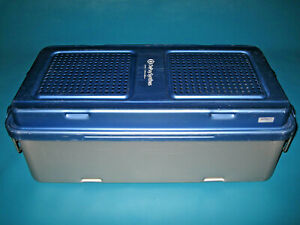 Depuy Synthes 62 009 004 Sterilization Container Extended 4 Level Perforated