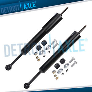 For 4wd Explorer Ranger Mazda B3000 B4000 Mountaineer Pair Front Shock Absorbers