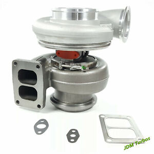 S400sx4 75 S475 T6 Twin Scroll 1 32a R 7 7 Bladed 171702 Turbo 30 40psi 550 1000