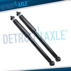 For 2006 2007 2008 2009 2010 2011 Honda Civic Pair Rear Shocks Struts Absorbers