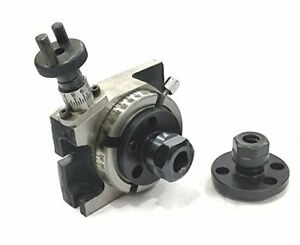Rotary Table 3 er16 Er 20 Collet Adaptors For Milling indexing Axis Cutting