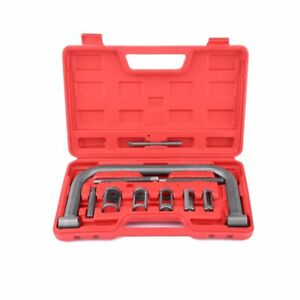 Valve Spring Compressor Kit Removal Installer Tool For Car Van Motorcycle Engine
