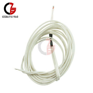 Ntc 3950 1 100k Ohm Thermistor With Cable Finished For 3d Printer Reprap