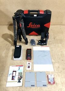 Leica Disto D810 Laser Distance Meter 200m Bluetooth Camera Touch Pro Kit 806648