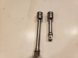 Snap On 3 8 Drive Extensions 3 And 4 Fx3 And Fx4