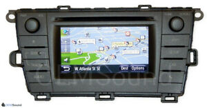2012 2013 Toyota Prius Gps Navigation Receiver Radio Apps Touchscreen 57032 Oem