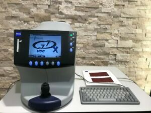 Carl Zeiss Gdx Vcc Retinal Scanner Polarimeter W Keyboard As Is For Spare Parts