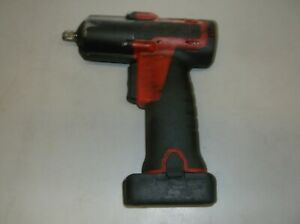 Snap On Ct761a 14 4v 3 8 Drive Cordless Impact W Battery