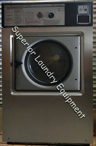 Wascomat Washer W125 35lb Coin 220v 3ph Reconditioned