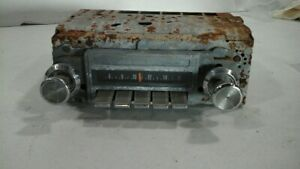 Stereo For A 1967 Pontiac Grand Prix
