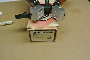Lee Bullet Mold #440 RB (Round Ball)