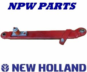 New Holland Hm236 Disc Mower Link shackle 87348667 Mower Trip