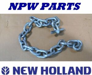 New Holland Hm236 Disc Mower Chain Assembly 84178575
