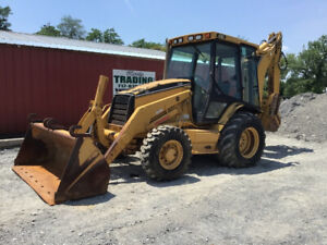 2002 Caterpillar 426c 4x4 Tractor Loader Backhoe Cab Extend a hoe Coming Soon