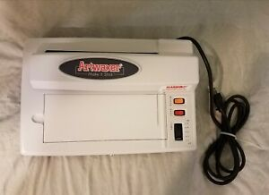 The Artwaxer 300a Adhesive System Wax Coating Machine