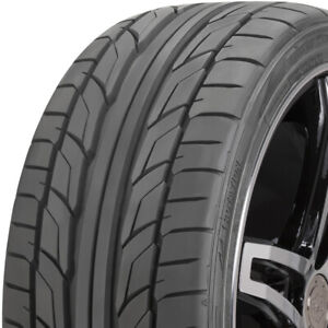 2 new 265 35zr20 Nitto Nt555 G2 99w Performance Tires 211110
