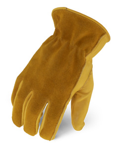 Ironclad Iex who Workhorse Leather Driver Gloves Select Size
